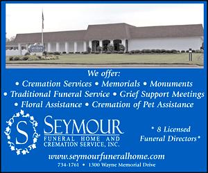 Seymour Funeral Home - www.seymourfuneralhome.com