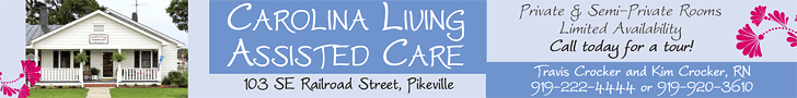 Carolina Living Assisted Care - 919-222-4444, 919-920-3610