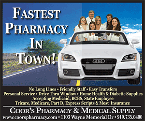 Coor's Pharmacy - www.coorspharmacy.com