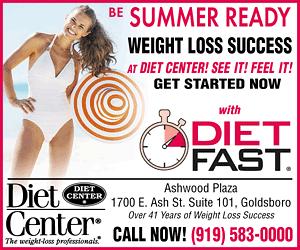 Diet Center - 919-583-0000