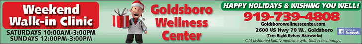 Goldsboro Wellness - 919-739-4808