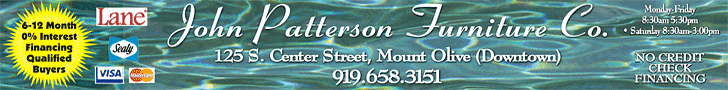 John Patterson Furniture - 919-658-3151