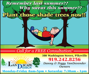 Landscape Design - 919-242-8256