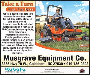 Musgrave Equipment