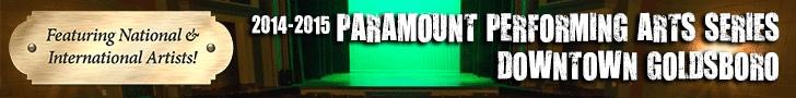 Paramount Performing Arts Series - Downtown Goldsboro