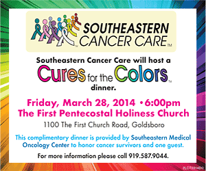 Southeastern Medical Oncology - Cures for the Colors dinner
