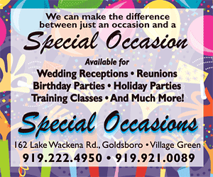 Special Occasions - 919-222-4950