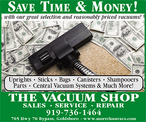 The Vacuum Shop - www.morethanvacs.com