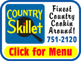 Country Skillet -- Click for Menu