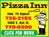 Pizza Inn -- Click for Menu