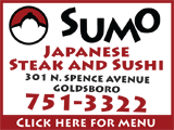 Sumo -- Click for Menu