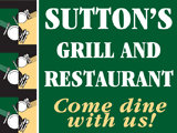 Suttons Grill and Restaurant -- Click for Menu